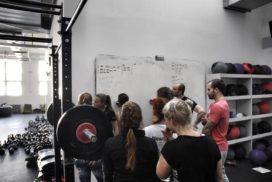 Workshop - Crossfit s Mergim