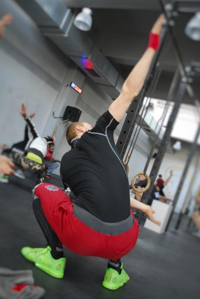 Workshop - Crossfit s Mergim