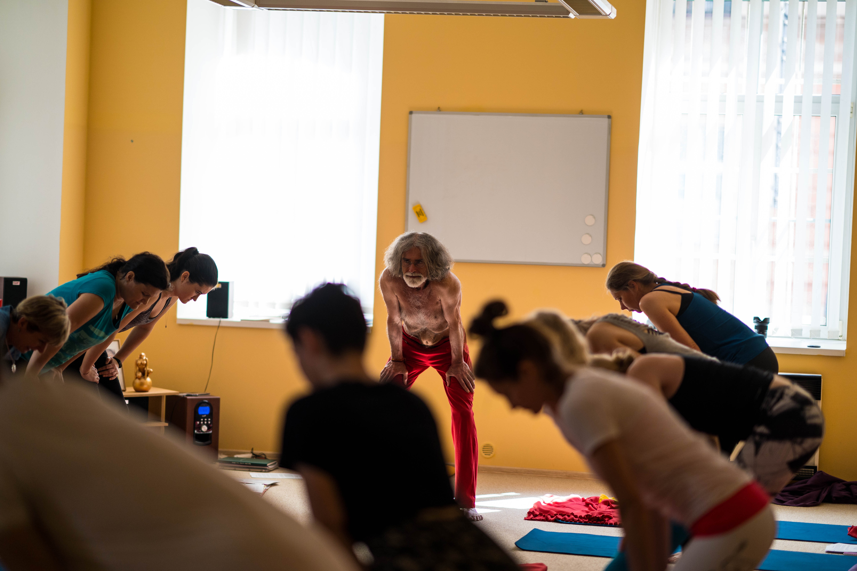 Kurz Učitel jógy