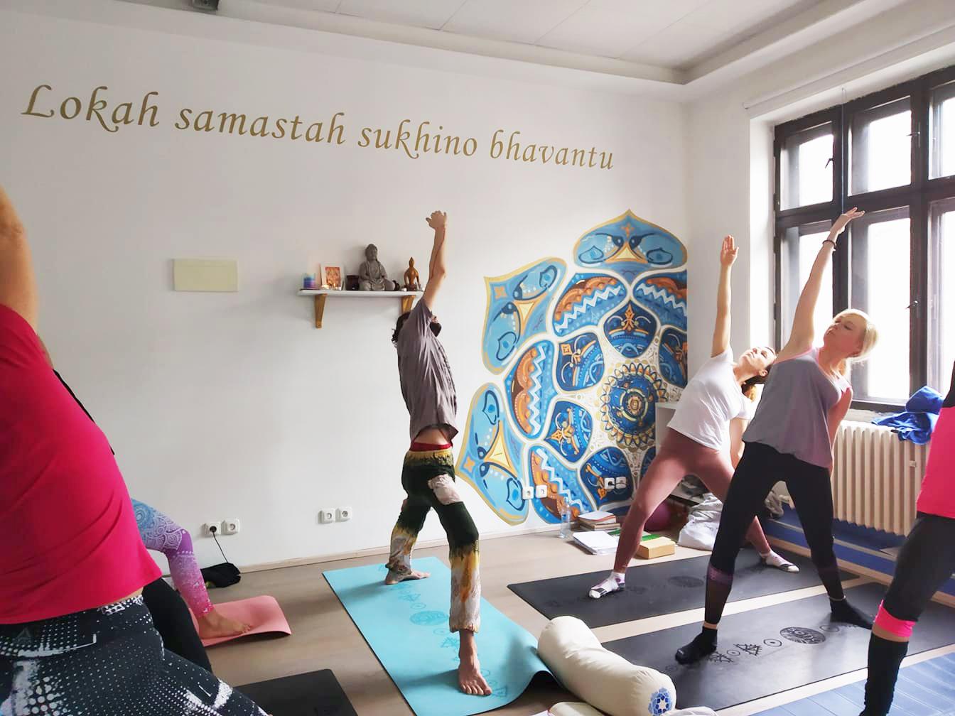 Kurz Učitel jógy v Ostravě